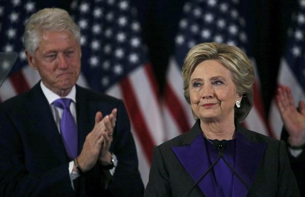 bầu cử, bầu cử Mỹ, Hillary Clinton