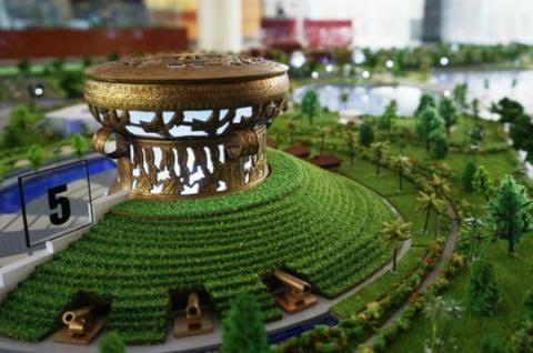 xin  gạo cứu đói,  Thanh Hóa, công viên 2000 tỷ