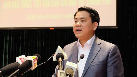 Chủ tịch HN: 180 quán bia vỉa hè, hơn 150 quán có công an đứng sau