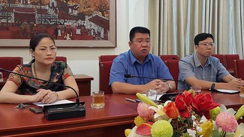 giấy chứng tử, phường Văn Miếu, Hà Nội, cải cách hành chính, đình chỉ Phó chủ tịch phường