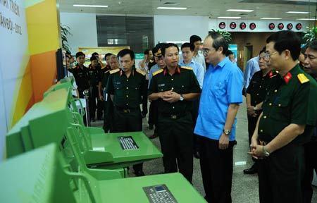 kỹ sư Việt Nam, công nghệ quân sự, viettel
