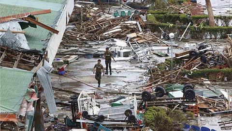 Haiyan, Philippines, thiệt mạng, đường phố, siêu bão, tàn phá