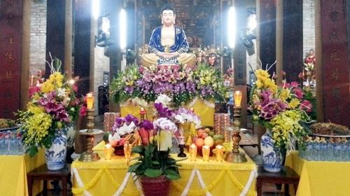 chùa Bà Đá, tượng Phật lạ, di sản, xâm phạm di tích