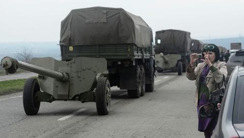 Donetsk, trấn áp, Ukraina, MH370