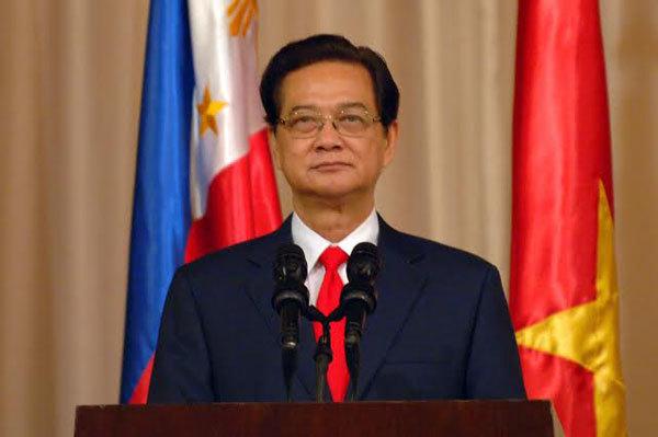 Philippines, Thủ tướng, Nguyễn Tấn Dũng, Biển Đông, chủ quyền, TQ, giàn khoan, Hải Dương 981