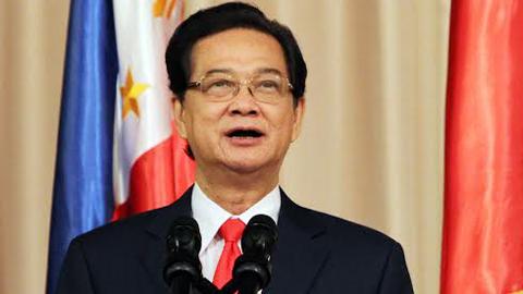 Thủ tướng, Philippin, Trung Quốc, Việt Nam, 16 chữ vàng