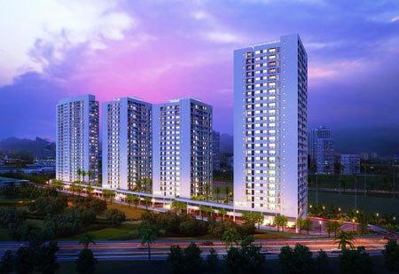 Được chọn là dự án căn hộ khởi động của công ty Phú Mỹ Hưng, Green Valley nhanh chóng tạo sức hút trên thị trường TP.HCM.