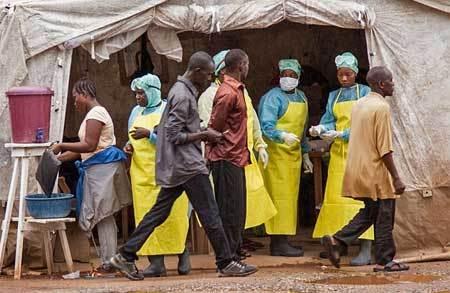 virus Ebola, thủ phạm, bùng phát dịch, bé 2 tuổi