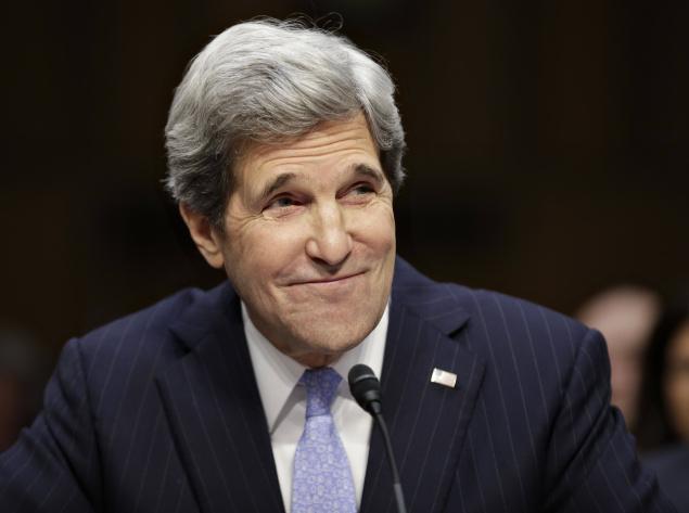 Ngoại trưởng, John Kerry, quốc khánh
