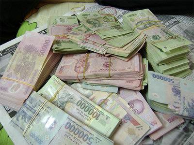 tiền, tài chính, ngân hàng