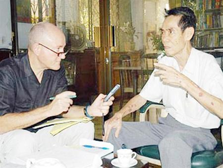 tình báo, Phạm Xuân Ẩn, điệp viên, Tướng Giáp