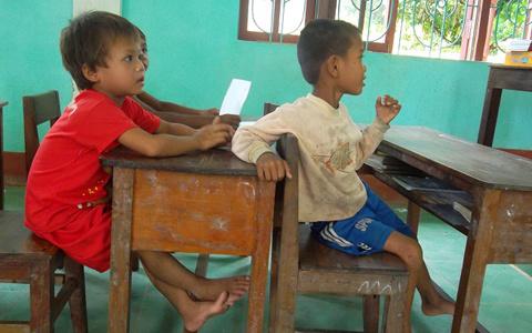 Quảng Bình, bữa cơm, học sinh