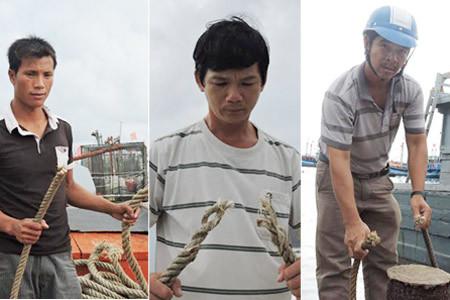 điều tra, kẻ xấu, cắt phá, dây neo, tàu thuyền, đảo Lý Sơn