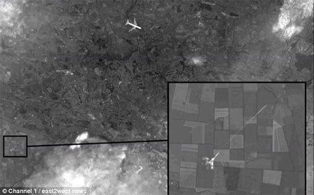 MH17, tên lửa
