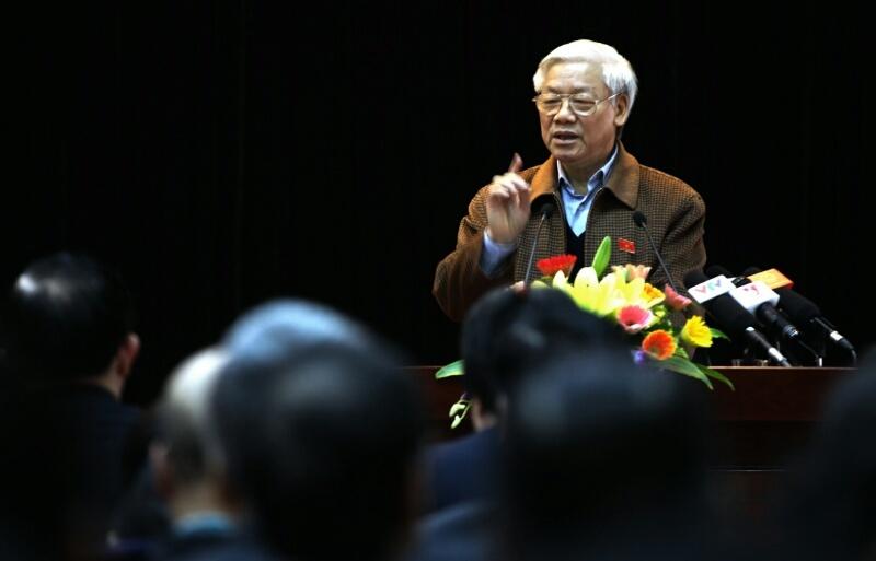 Tổng TTCP, Nguyễn Văn Truyền, Tổng bí thư, tham nhũng