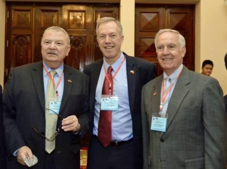 quan hệ Việt-Mỹ, Pete Peterson, Ted Osius, cảnh sát biển