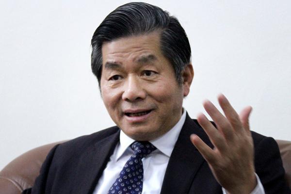 Bùi Quang Vinh, Bộ trưởng, thể chế, đổi mới, cải cách hành chính, công chức, tăng trưởng, cải cách