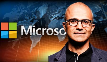 Microsoft, thu nhập