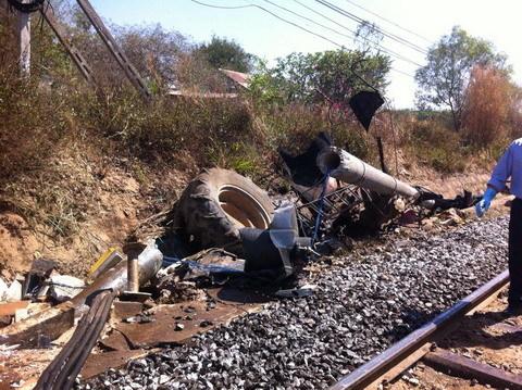 tai nạn, tàu hỏa, đường sắt, Bắc - Nam, Phan Thiết, Suối Khiết