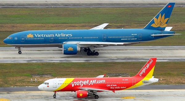 đường-băng, sữa-chữa, sân-bay, Tân-Sơn-Nhất, hành-khách, hãng-hàng-không, lịch-bay, 30/4-1/5, Vietnam Airlines, Vietjet Air, Jetstar Pacific