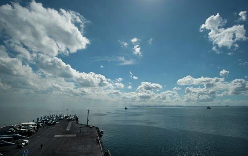 TQ, Biển Đông, chủ quyền, Mỹ, Nhật Bản, Philippines, Trường Sa, cải tạo đảo, vùng nhận diện phòng không