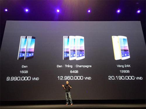sản phẩm, Bphone, điện thoại, thị trường, cạnh tranh