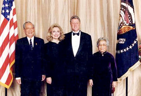 Đại tướng Lê Đức Anh, Việt Mỹ, Bill Clinton, đối ngoại, ngoại giao
