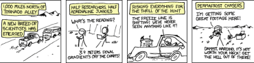 xkcd: 1,000 Miles North