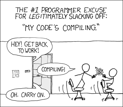 Xkcd will make us even more cool.