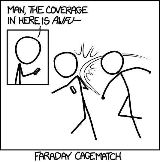xkcd: Coverage