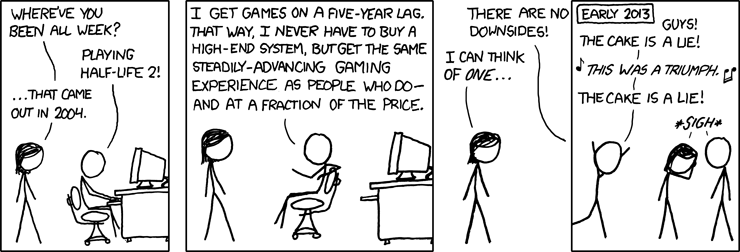 XKCD: Cutting edge