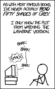 xkcd: Fifty Shades