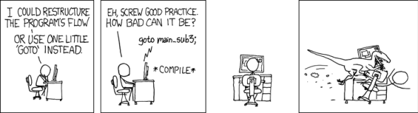 Best Practices for Scientific Computing…And Molecular Ecology? |