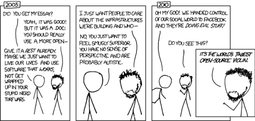XKCD Infrastructure Image