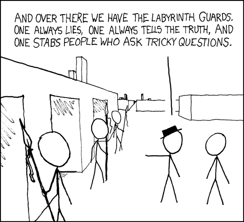XKCD Illustrates a Variation
