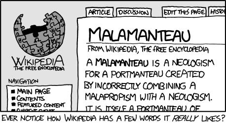 Malamanteau