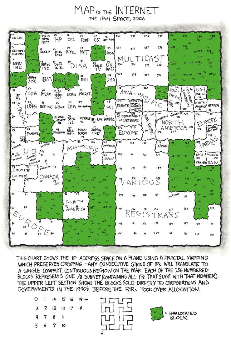 medium resolution of map of the internet