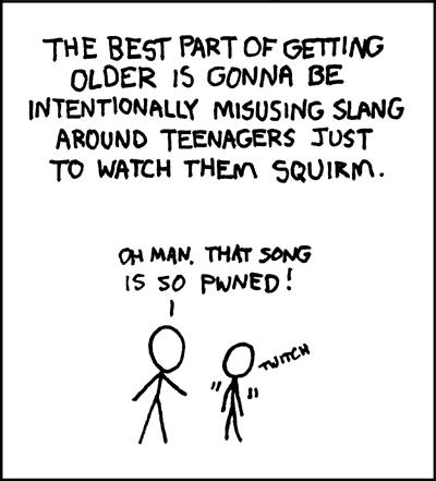 Misusing Slang