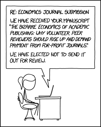 xkcd – Economists Do It With Models