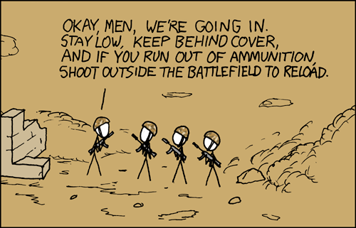 xkcd - reload