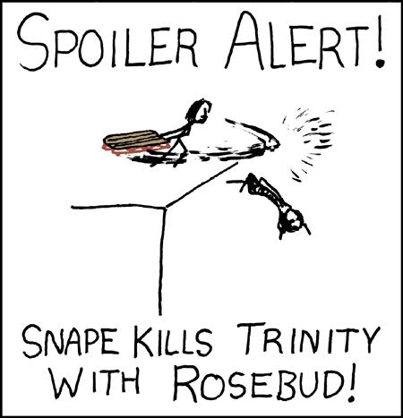 Spoiler Alert