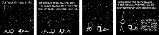 XKCD - comics strip