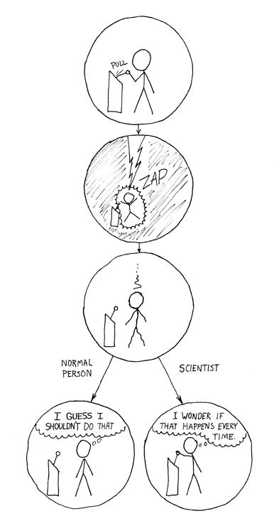 instinto cient�fico