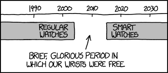 You have to go the XKCD website to see the alt caption, which is totally worth it!!