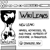 The Rise and Fall of Wikileaks