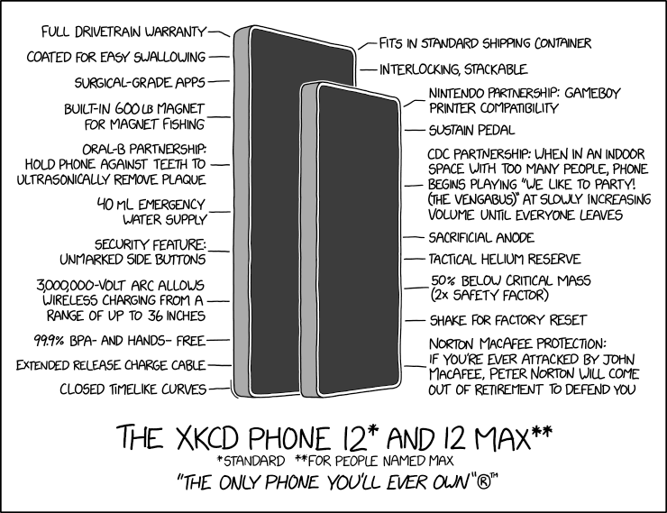 xkcd Phone 12
