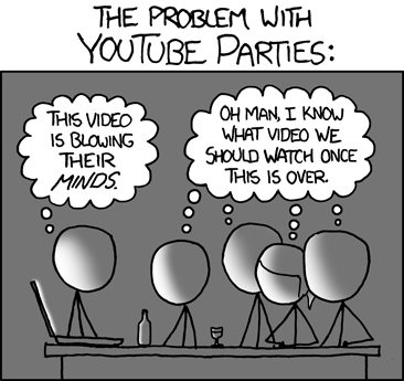 xkcd youtube party