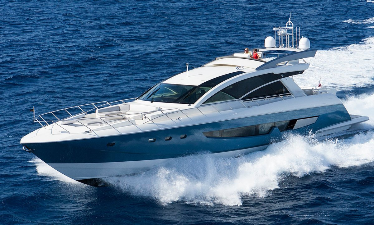 New Cheoy Lee Alpha 87 For Sale Boats For Sale Yachthub