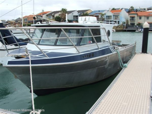 Used Aluminium Cabin Cruiser Seamaster For Sale
