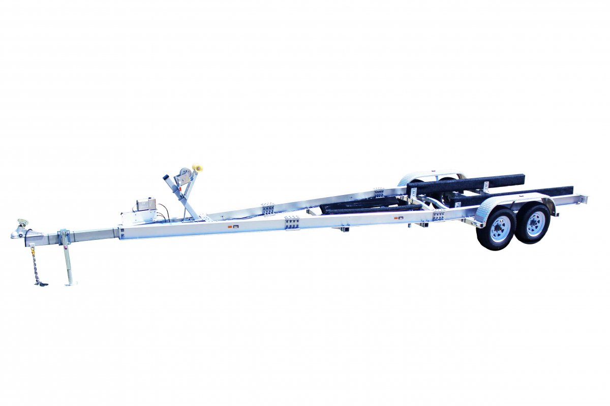 boat trailer single or dual axle honda monkey bike wiring diagram 4 5 ton alloy nsw for sale